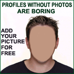 Image recommending members add Atheist Passions profile photos